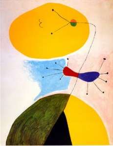 Joan Miro -Port larger image-Portrait
