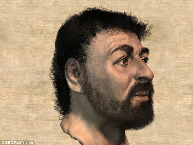 Dr Neave, formerly from -such as a Biblical account saying Jesus closely resembled his disciples_ A side view of 'Jesus' i
